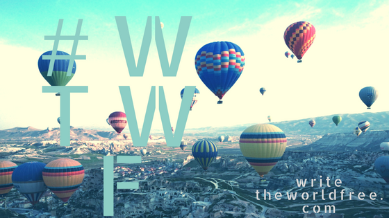 #WTWF Balloons